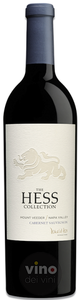 Hess Collection Cabernet Sauvignon Mount Veeder